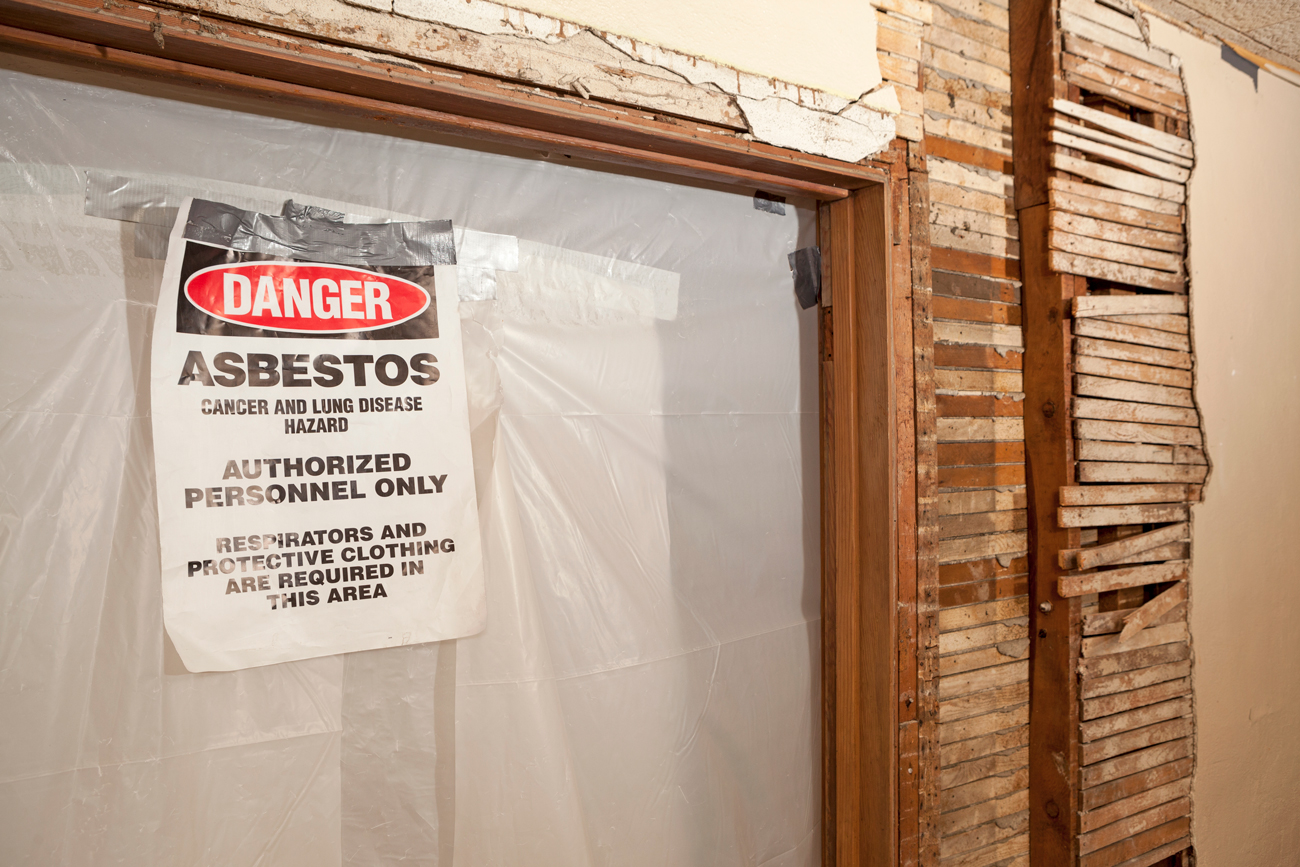 Watch for Asbestos When Renovating Older Homes: You May Be at Risk