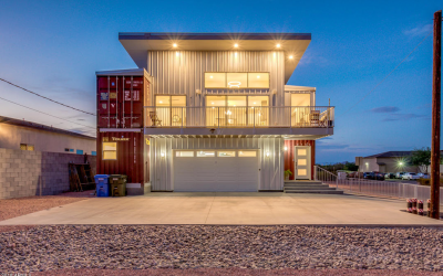 Can a Shipping Container Home Be Stylish? Check This One Out!